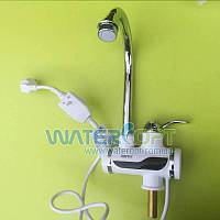 Проточный водонагреватель Zerix ELW-02P с предохранителем