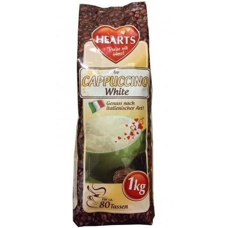 Капучино для кофейных автоматов Hearts Capuccino White, 1 кг Германия