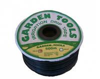 Лента капельного полива Garden Tools (размотка) щелевая 8 mil 10см, бухта 200 м