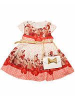 """Платье с сумочкой для девочки """"Пеппи длинный чулок"""""""