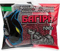 Приманка для мышей и крыс Аптека Садівника Багира зерно 100 г