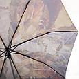Стильный женский полуавтоматический зонт ZEST (ЗЕСТ) Z53624-5, фото 3