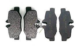 Колодки тормозные диск задние MERСEDES Vito 639
