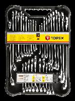 Ключи комбинированные, набор 32 шт. Topex 35D362
