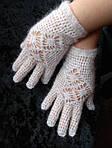 Перчатки ажурные, фото 3