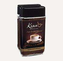 Растворимый кофе Kena Soluble Natural 200г стеклянная банка (Испания)