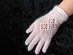 Перчатки ажурные, фото 7
