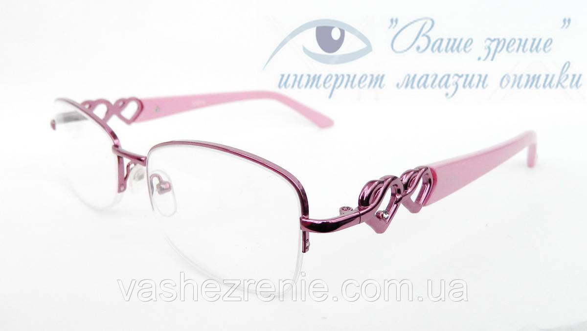 Очки женские для зрения (+1,5; +2,0) Код:2091