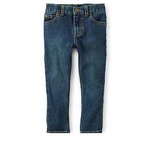 Детские зауженные джинсики для маленькой модницы Картерс