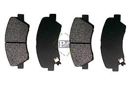 Колодки тормозные диск передние Hyundai i20, Solaris IV; KIA Rio III