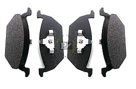 Колодки тормозные диск передние H-19,7мм VW Bora; AUDI A3; SEAT Ibiza 4; SKODA Octavia, Fabia