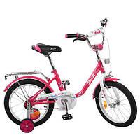 Детский двухколесный велосипед PROFI 14д.( L1482)