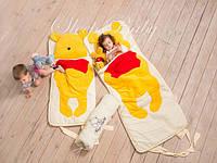 """Слипик для здорового сна Sleep Baby (спальный мешок) для детей 170x70  """"Винни-Пух"""". Бесплатная доставка!"""