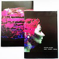 "Обложка ПВХ на паспорт ""Steven Wilson Hand cannot erase"""