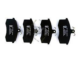 Колодки тормозные ВАЗ 2108-2115 передние КА2 Тольятти