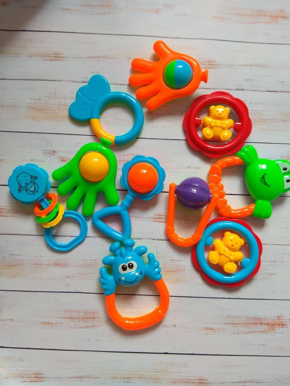 Погремушка для малышей  (поштучно)
