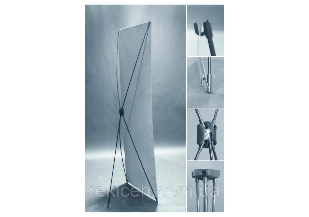 Х-баннер есо 80х180см