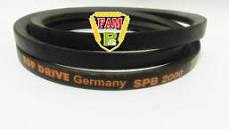 Ремень SPB2000 4260700015 Fortschritt, Fenner TOP Drive