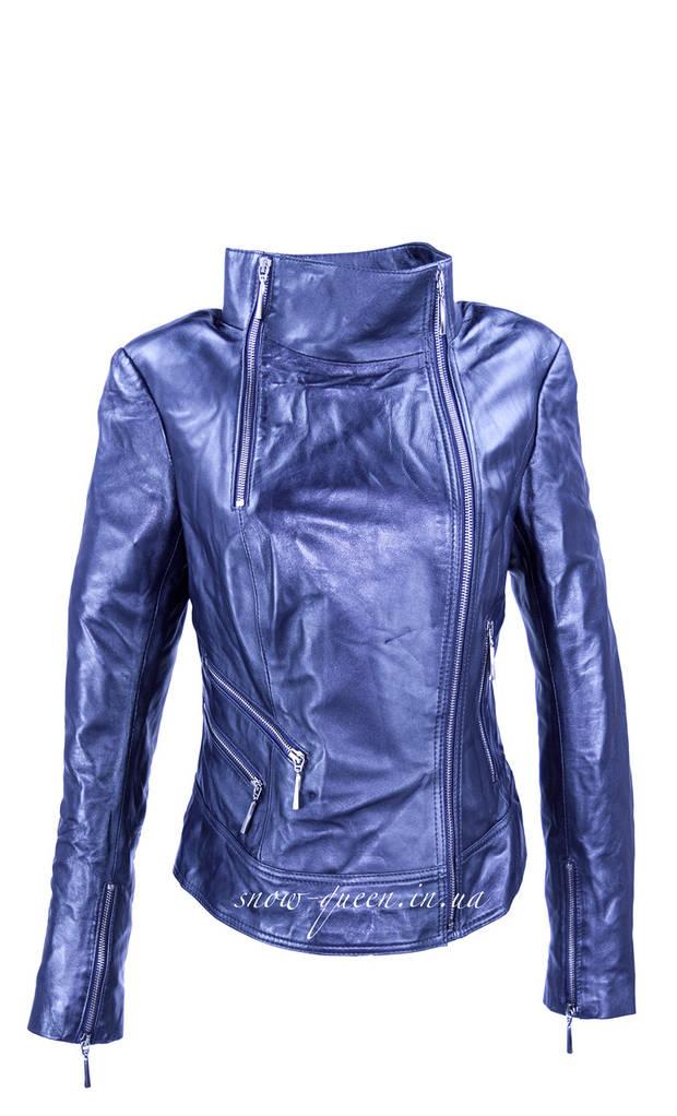 Женская кожаная куртка Triada Santo parlament