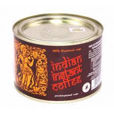 Кофе растворимый Indian Instant Coffee, 45г ж/б