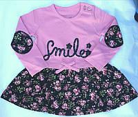 Платье на девочку  80/104 купить оптом, фото 1