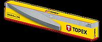 """Брусок точильний """"лодочка"""" 230 x 35 x 13 мм Topex 17B818"""