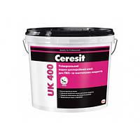 Клей для ПВХ и текстильных покрытий на основе из ПВХ, латекса Ceresit UK 400