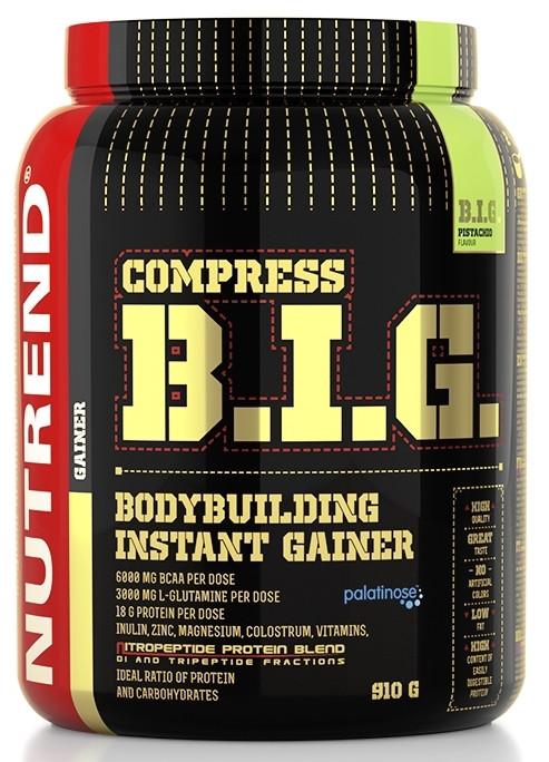 Гейнеры Nutrend Compress B.I.G. 910g