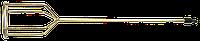 Мішалка для гіпсу, 100 мм Topex 22B210