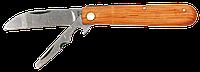Ніж монтерський з викруткою та відкривалкою Topex 17B656