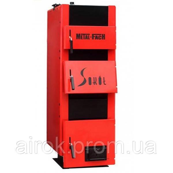 METAL-FACH SE-25  Котел твердопаливний  SOKOL  32 кВт  (220 - 300 кв.м)
