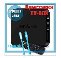 Приставка TV-BOX MAQ-4k 1G + 8G + Android 5.1