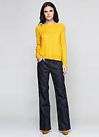 Джинсы женские ZARA цвет черничный размер 34 арт 6045/046/400