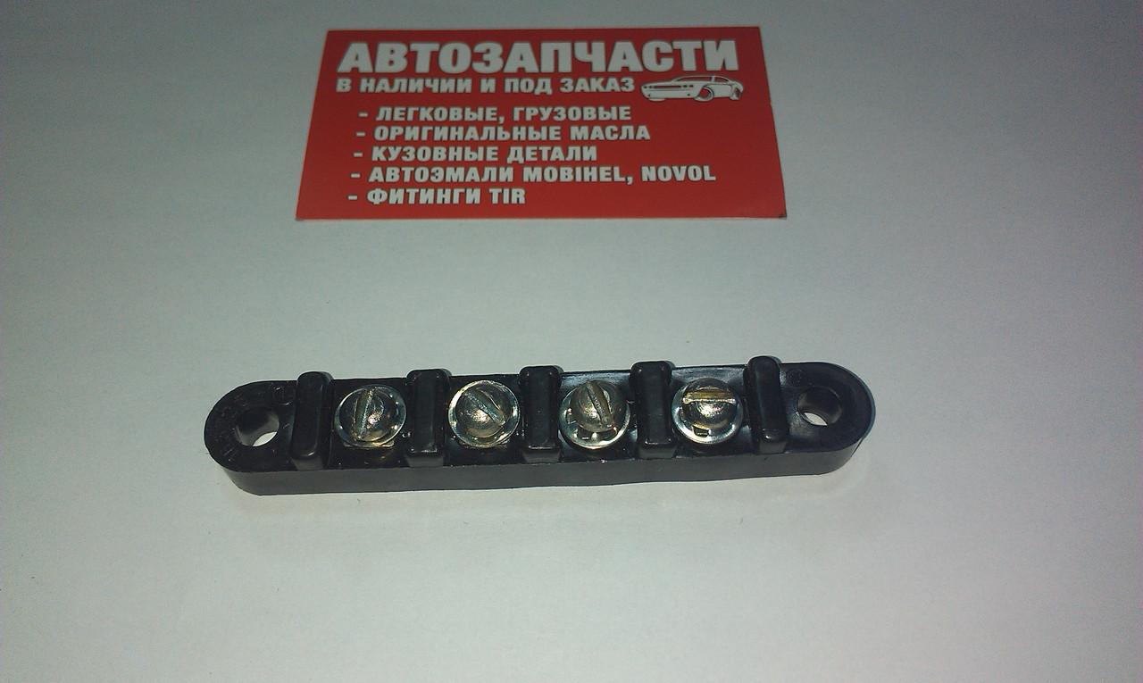 Колодка соединительная провода на 4 контакта