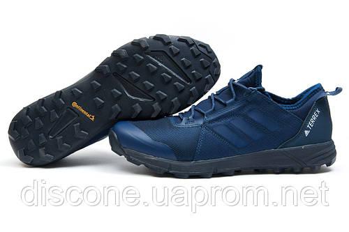 Кроссовки мужские Adidas Terrex, темно-синие (11812), р. 41 42 43 44 45