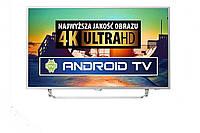 Телевизор PHILIPS 49PUS6412/6432 Android TV Ambilight 4K/UHD 900Hz T2 S2 из Польши