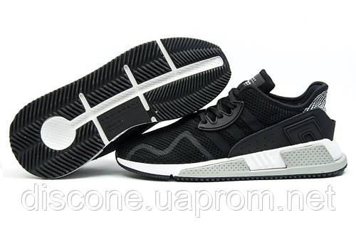 Кроссовки мужские Adidas EQT Cushion ADV, черные (11842), р. 42 43 44 45