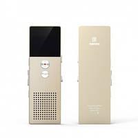 Диктофон Remax RP1 Voice Recorder золотой