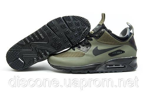 Кроссовки мужские Nike Air Max 90, хаки (11861), р. 42 43 44 45