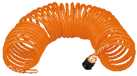 Шланг спіральний повітряний 10 м Topex 75M681