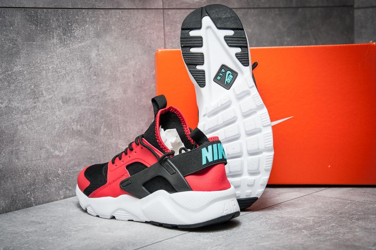 Кроссовки мужские Nike  Air Huarache Run Ultra, красные (11821),  [  4 4