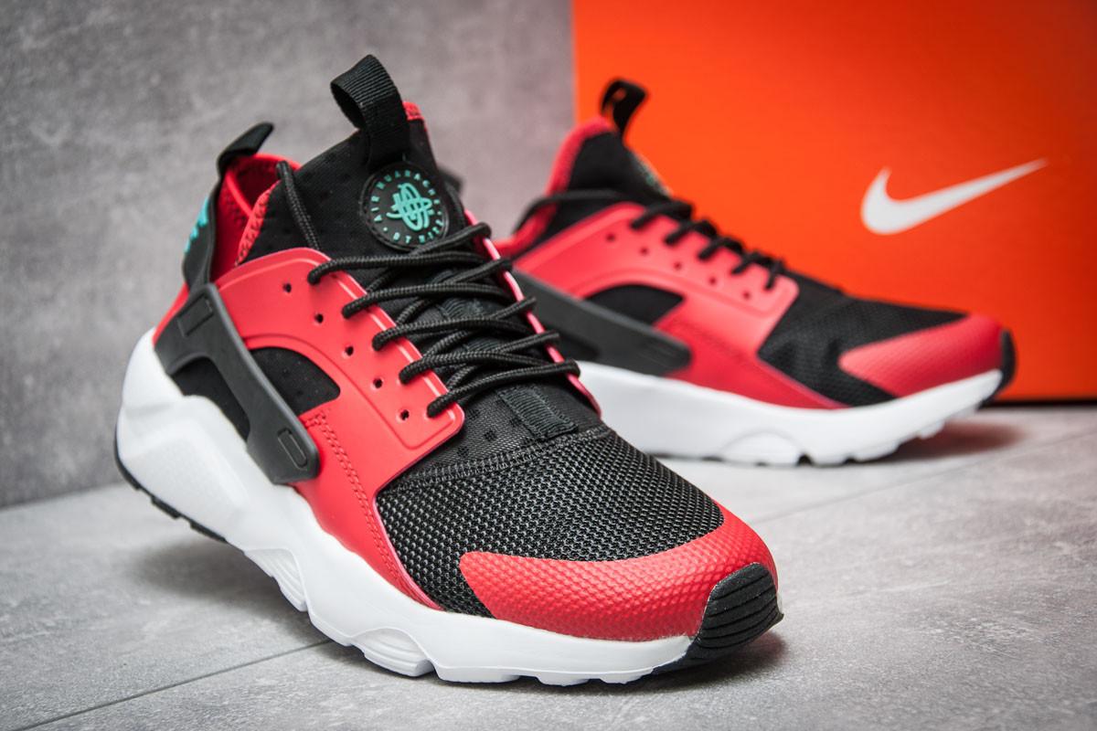 Кроссовки мужские Nike  Air Huarache Run Ultra, красные (11821),  [  4 5