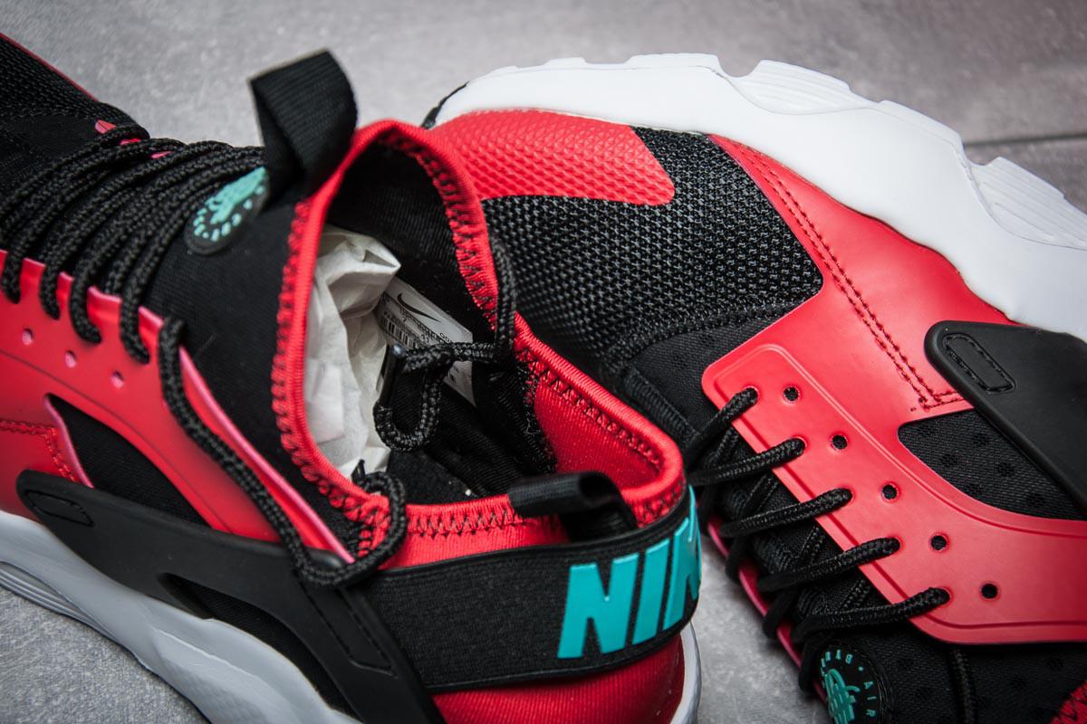 Кроссовки мужские Nike  Air Huarache Run Ultra, красные (11821),  [  4 6