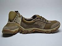 Тактические кроссовки из натуральной кожи РА - Альфа БК