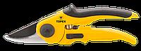 Секатор (довжина 220 мм, довжина леза 49 мм) Topex 15A202