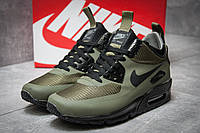 Кроссовки мужские Nike  Air Max 90, хаки (11861), р. 41-45, фото 1