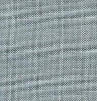 Ткань равномерного плетения Permin 32ct 065/18 Twilight blue, 100% лён (Дания)