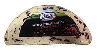 Сыр Ilchester British Cheese WENSLAYDALE cranberries ароматизированный сыр клюква