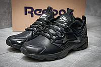 Кроссовки мужские Reebok Fury Adapt, черные (11901), р. 40-45