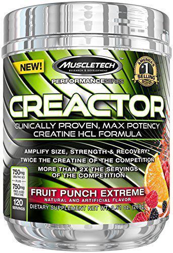 MuscleTech Creactor 269g